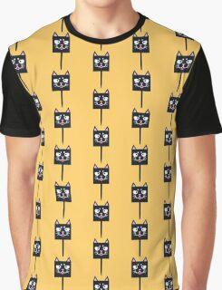 Cute Kitty Graphic T-Shirt