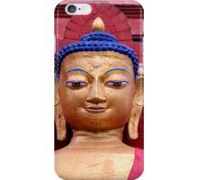 Swayambhunath iPhone Case/Skin
