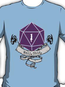 Critical Fail Roll T-Shirt