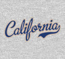 California Script Font Blue by Carolina Swagger