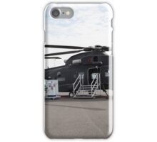 Agusta-Westland HH-101 helicopter  iPhone Case/Skin