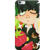 what's with all the food, mob iPhone Case/Skin