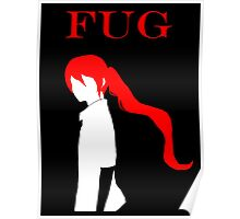 FUG Slayer Candidate Jyu Viole Grace Poster