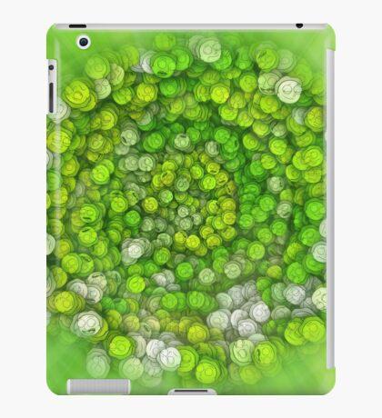 Rick and Morty portal iPad Case/Skin