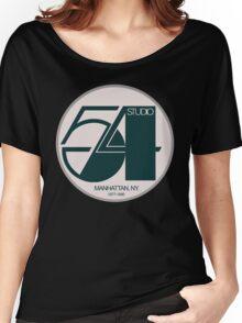 Studio 54 Women's Relaxed Fit T-Shirt