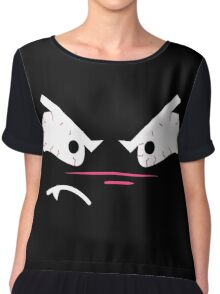 Evil Eyes of Ivan Chiffon Top