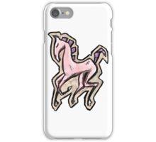 Macabre Pony  iPhone Case/Skin