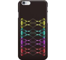 Splash colorful toffee loaded Ribbon look iPhone Case/Skin