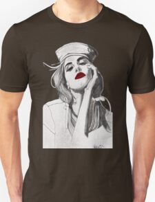 Sailor Girl Unisex T-Shirt