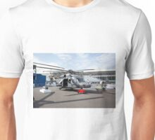 Agusta-Westland AW149 helicopter  Unisex T-Shirt