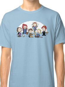 The Super-Nutural Girls Classic T-Shirt