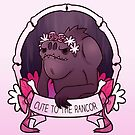 Cute to the Rancor by Ennemme