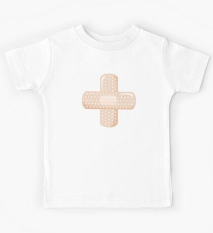 First Aid Plaster Kids Tee