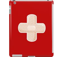 First Aid Plaster iPad Case/Skin