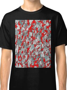The letter matrix RED Classic T-Shirt