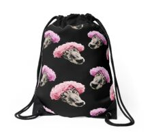 Flowergalgo Drawstring Bag