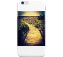 The Path of the righteous is beset on both sides iPhone Case/Skin