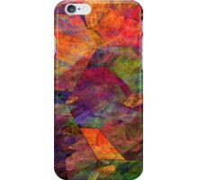 Colorful Psychedelic Abstract Fractal Art iPhone Case/Skin