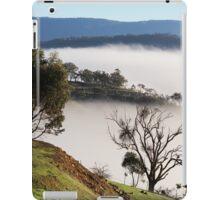 Murchison Gap Fog iPad Case/Skin