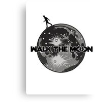 Walk the Moon Canvas Print