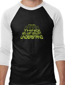It's an Anakin Thing! Men's Baseball ¾ T-Shirt