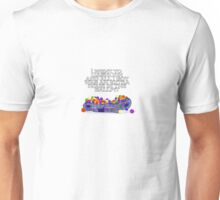 I went to dashcon and all I got was an extra hour in the ballpit Unisex T-Shirt