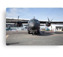 Airbus A400m Military Transport Aircraft  Canvas Print
