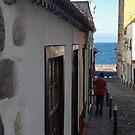 Street in Santa Cruz de la Palma by aleksandra15