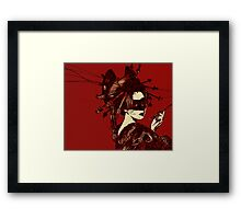 other art 0004 Framed Print