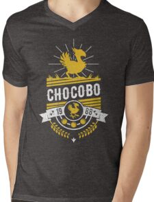 Chocobo Mens V-Neck T-Shirt