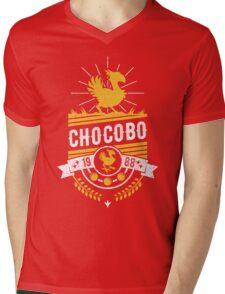 Chocobo Mens V-Neck T-Shirt