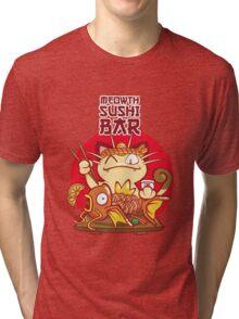 Sushi Bar Tri-blend T-Shirt