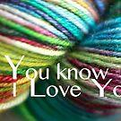 Love Yarn by Trish Peach