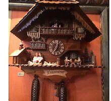 German Cuckoo Clock by tfat98