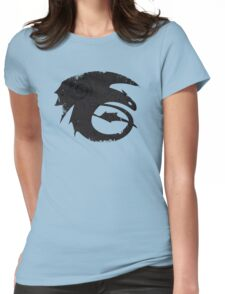 HTTYD2 #2 Womens Fitted T-Shirt
