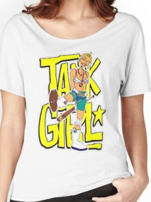 Funny Tank Girl Women's Relaxed Fit T-Shirt
