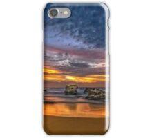 Redhead Beach Sunrise iPhone Case/Skin