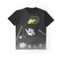 Moth Fish Graphic T-Shirt