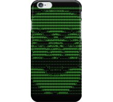 Mr Robot fsociety Mask in Code (as seen in Social Engineers Toolkit) iPhone Case/Skin