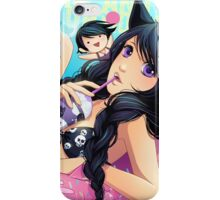Zoe- Summer iPhone Case/Skin