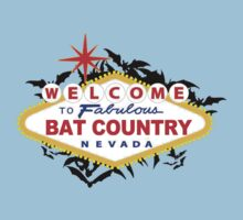 Welcome to Bat Country - (Las Vegas parody) by clara-linda