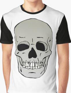 Skull head Graphic T-Shirt