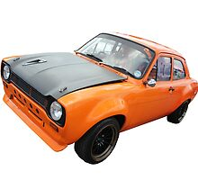 Ford Escort Mk1 by Vicki Spindler (VHS Photography)