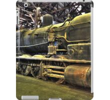 Old Steam Trains Locomotives iPad Case/Skin