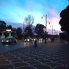 Sunset to Pompei by Orientale