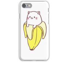 Bananya ! iPhone Case/Skin
