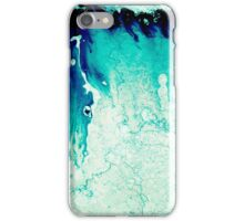Spoiled blue iPhone Case/Skin