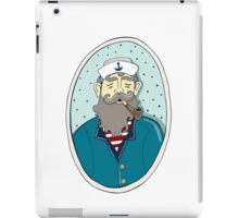 Sailor Portrait iPad Case/Skin
