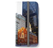 The Old State House iPhone Wallet/Case/Skin