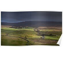 Ribblesdale, Yorkshire Poster